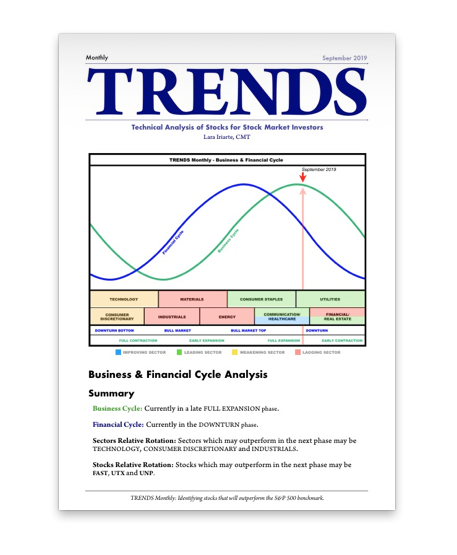 TRENDS Monthly - September 2019