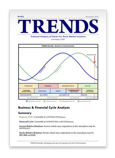 TRENDS Monthly by Lara - November 2019