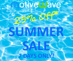 MotiveWave Software – 25% Off Summer Sale